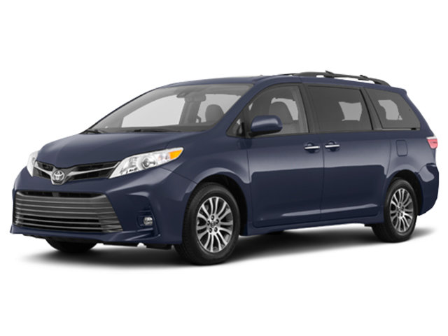 Special offer on 2018 Toyota Sienna New 2018 SIENNA LE FWD 8 PSGR