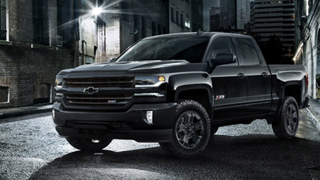 2017 Chevrolet Silverado 1500 For Sale Near Oklahoma City ...