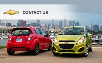 how to contact our Chevrolet dealership