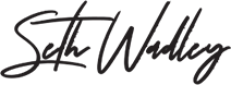 Seth Wadley Signature