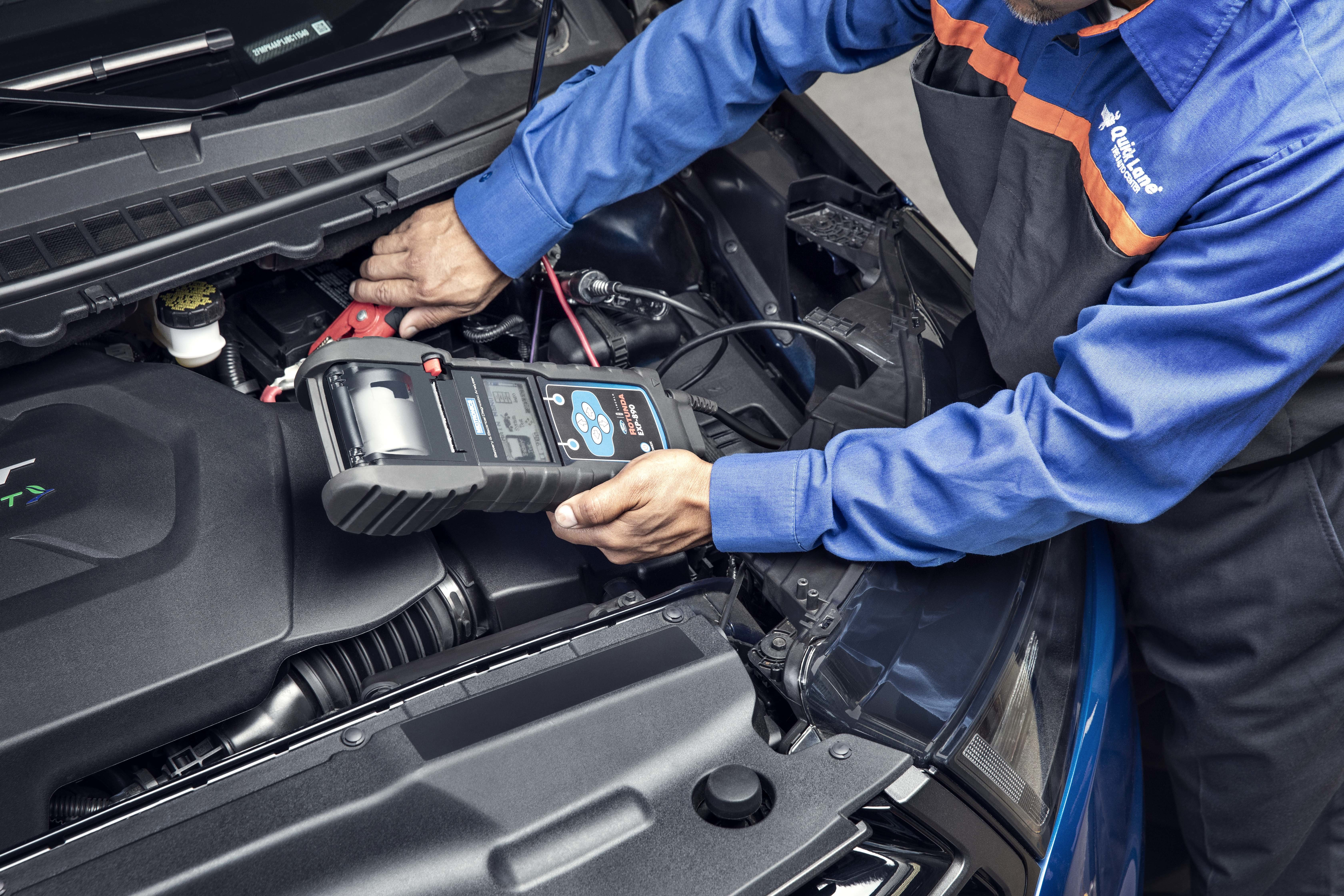 HAVE YOUR BATTERY TESTED AT NO CHARGE.*