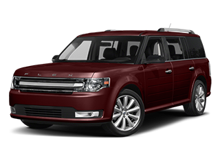 red ford flex for sale