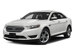 white ford taurus car for sale