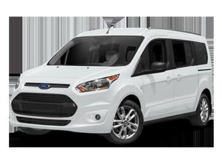 white transit wagon