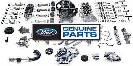 Some of the OEM Ford parts we have for sale at Bill Dube Ford Toyota
