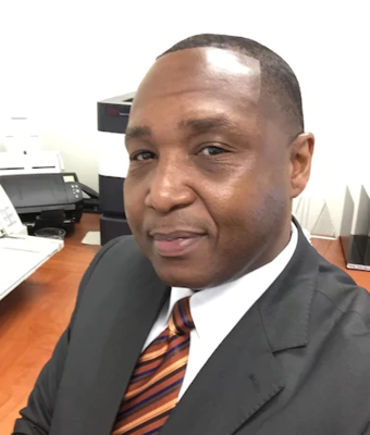 Business Manager Anthony Garrett in Management at Stivers Ford