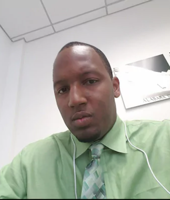 Sales and Leasing Specialist Alvin McKitchen in Sales at Stivers Ford