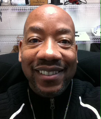 Sales Consultant Darrell Cates in Sales at Stivers Ford