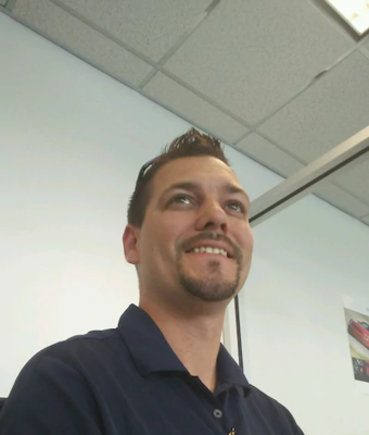 Sales Consultant Mark L Redden II in Sales at Stivers Ford