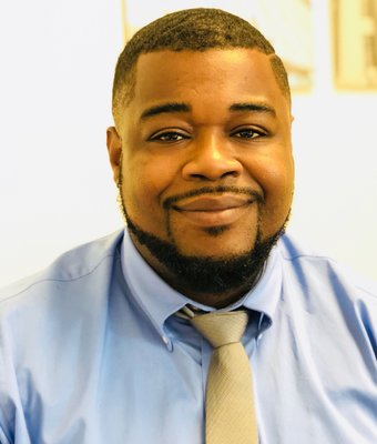 Sales & Leasing Specialist Marquis Lewis in Sales at Stivers Ford