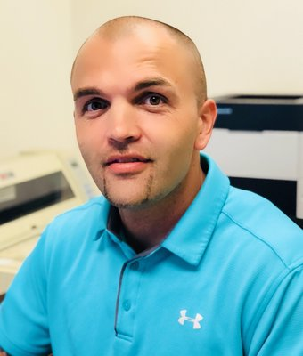 Finance Director Ryan Oberloh in Sales Management at Stivers Ford