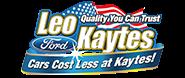 Leo Kaytes Ford Logo Main
