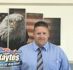 Sales Consultant James Berry in Sales at Leo Kaytes Ford