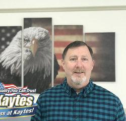 Customer Cares Representative Stephen Campbell in Customer Cares at Leo Kaytes Ford
