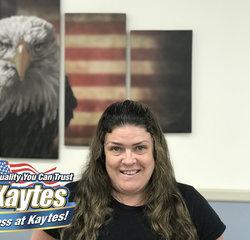 Customer Cares Representative Brenda Hanigan in Customer Cares at Leo Kaytes Ford