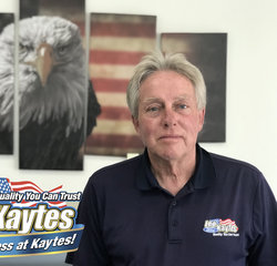 Sales Support Staff Mike Padham in Sales at Leo Kaytes Ford