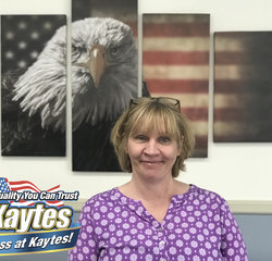 Accounts Payable/Receivable Dawn Demattheis in Office and Support Staff at Leo Kaytes Ford