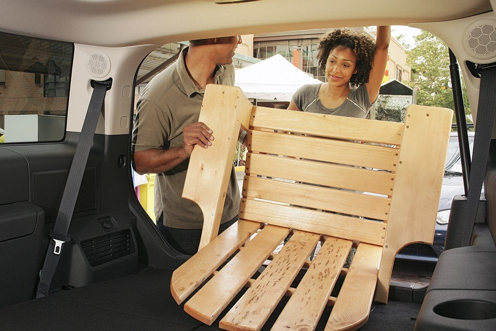 2019 Ford Flex SUV Storage Space