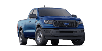 blue 2019 ford ranger xl for sale in Asheville NC