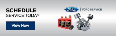 Get your ford serviced today