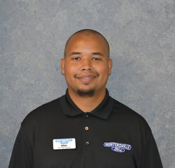 Sales Professional Ethan Froehlich in Sales at Huntersville Ford