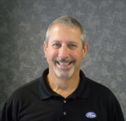 Sales Manager Bob Savoie in Managers at Huntersville Ford