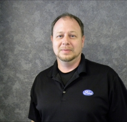 Technology Delivery Specialist Daniel Hicks in Sales at Huntersville Ford