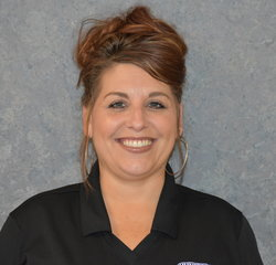 RECEPTIONIST / CASHIER Gina Ferrari-Greene in Receptionist / Cashier at Huntersville Ford