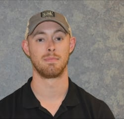 Parts Professional Nate Sherman in Service at Huntersville Ford