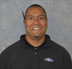 Finance Director  Ryan McDaniel in Managers at Huntersville Ford