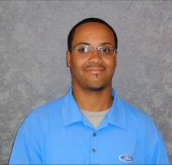 Sales Professional Shaun Geter in Sales at Huntersville Ford