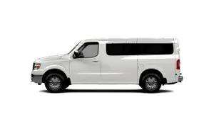 white nissan nv passenger from Universal Nissan