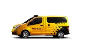 taxi styled nissan nv200