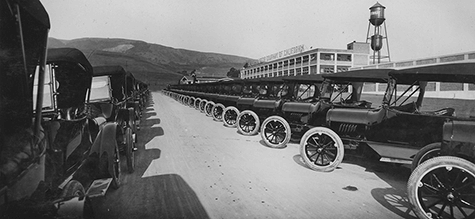 The history of the Chevrolet automobile going back to 1911