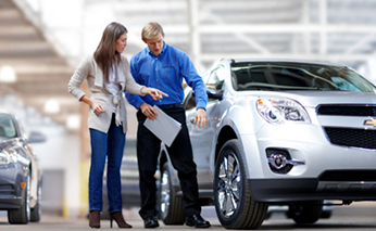 Schedule service for your chevy vehicle