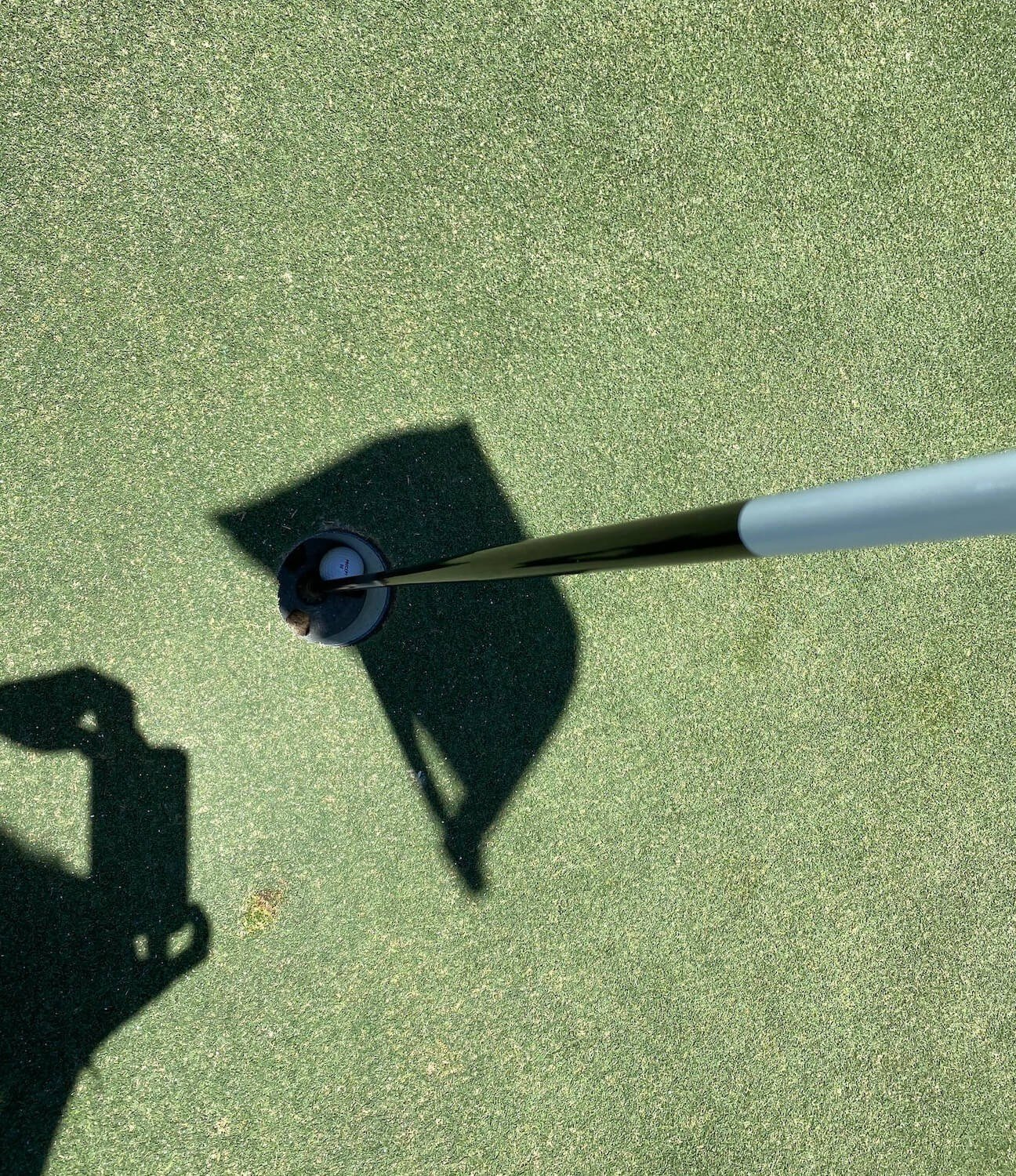 Mullinax Ford - Hole-in-One pin shot