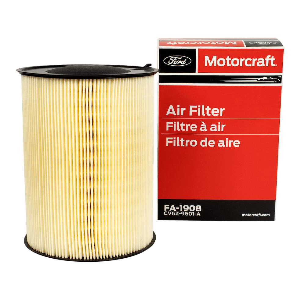 Replacement Air Filter - Parts Center - Mullinax Ford