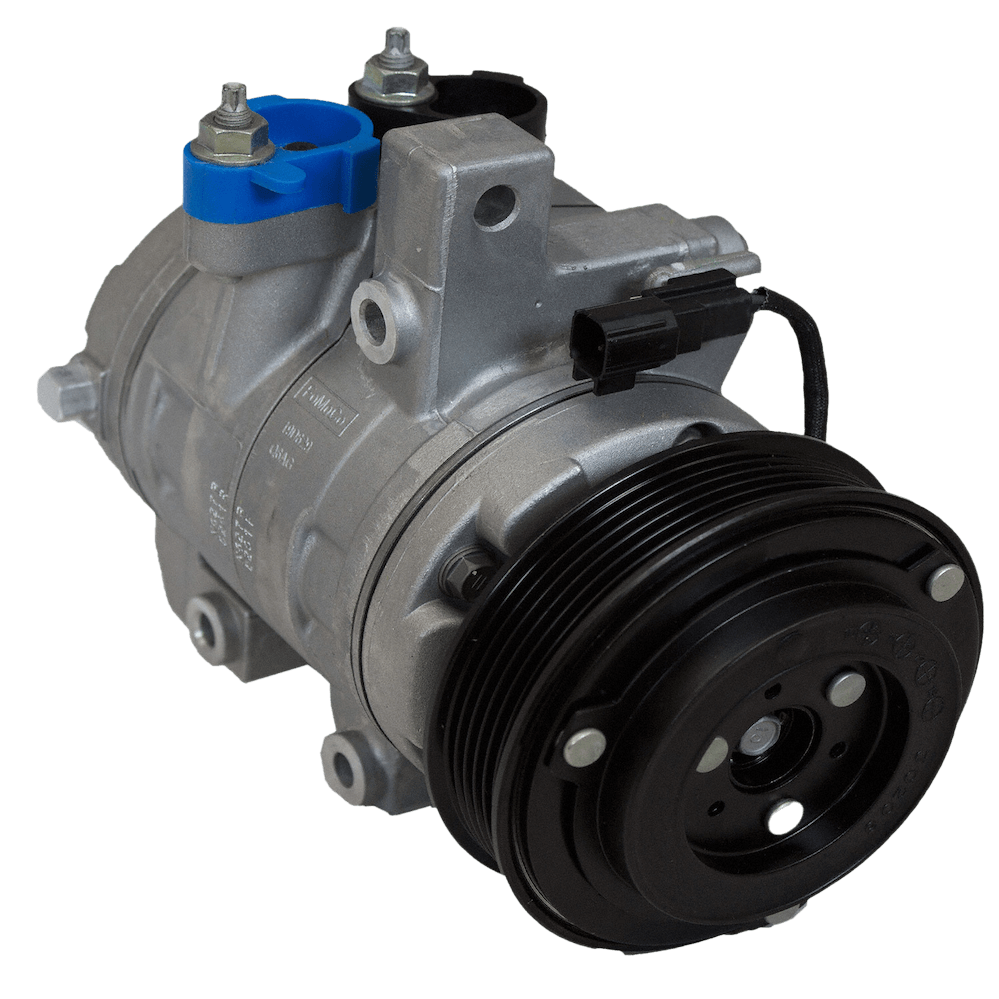 Replacement AC Compressor - Parts Center - Mullinax Ford