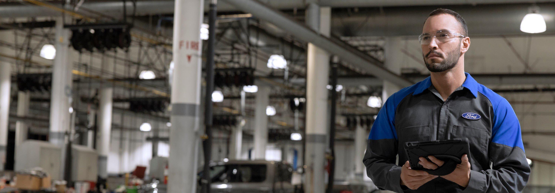 Mullinax Ford - Service Center Technician
