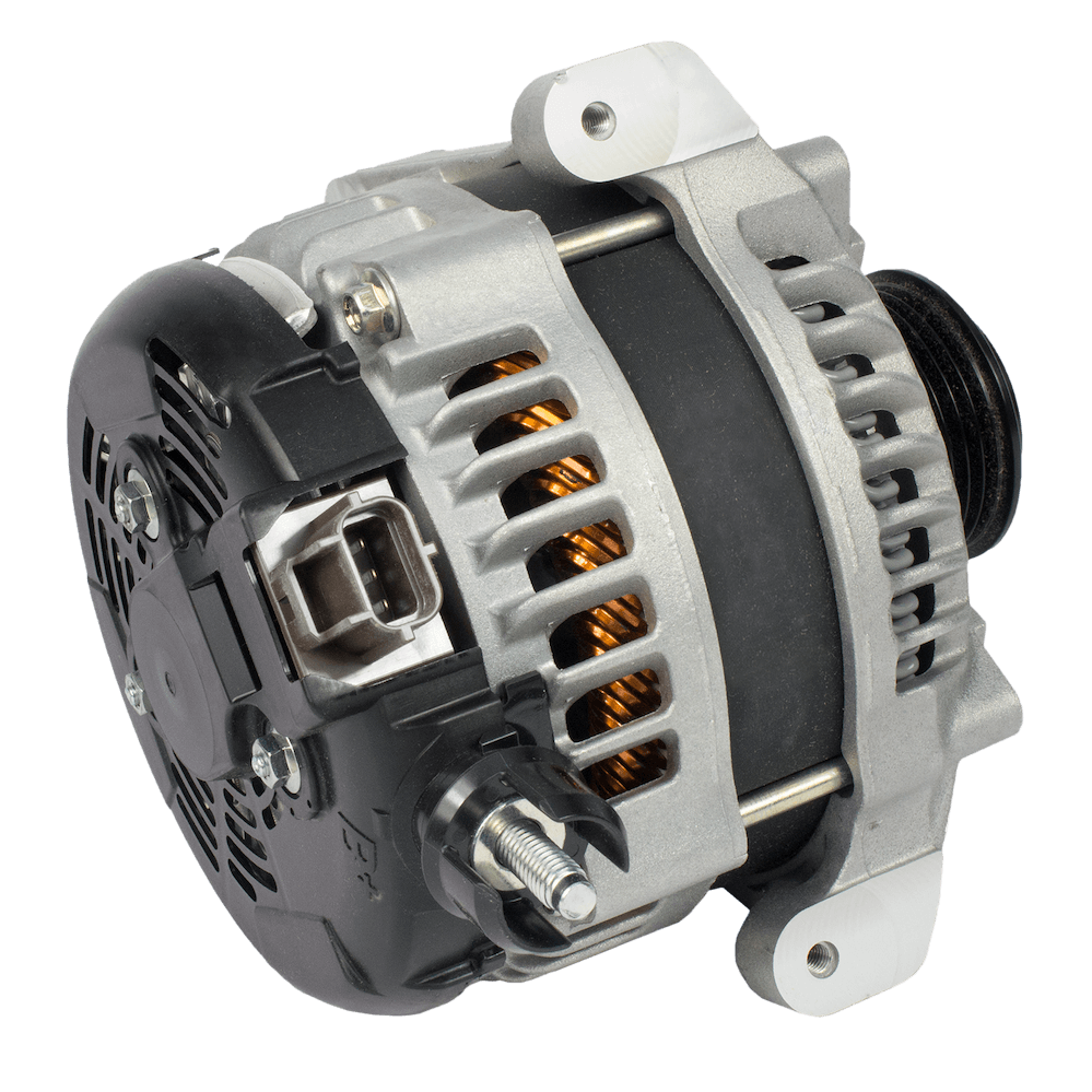 Replacement Alternator - Parts Center - Mullinax Ford