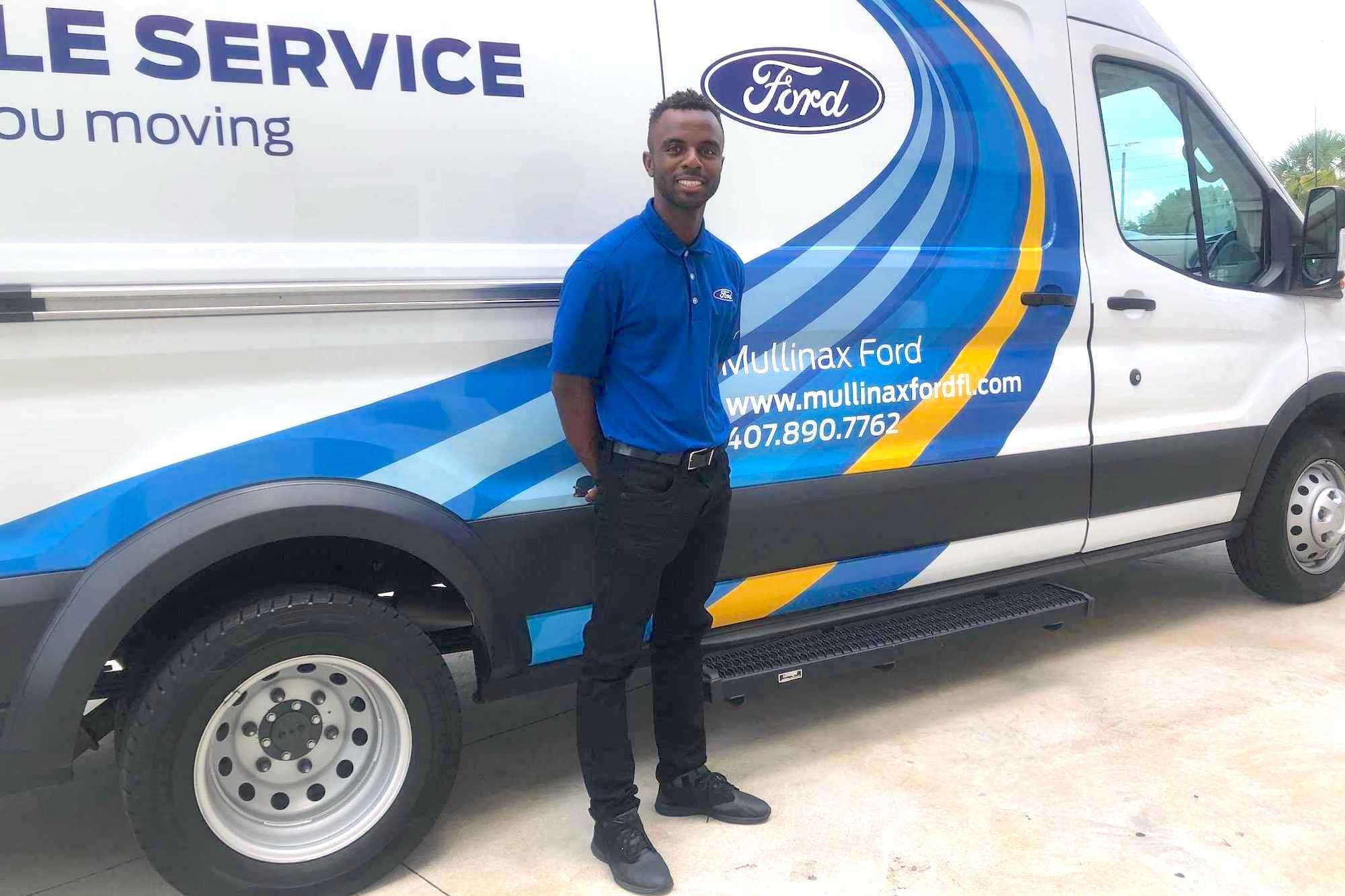 Ford Mobile Service Technician with Van - Mullinax Ford of Central Florida