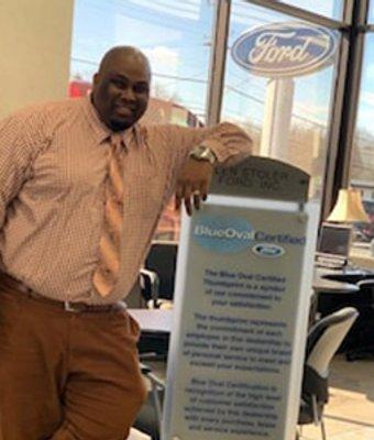 Ford Sales Dana Dunnock in Sales at Len Stoler Ford