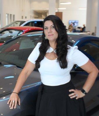 Sales Kristi Stewart in Staff at Shottenkirk Ford Jasper