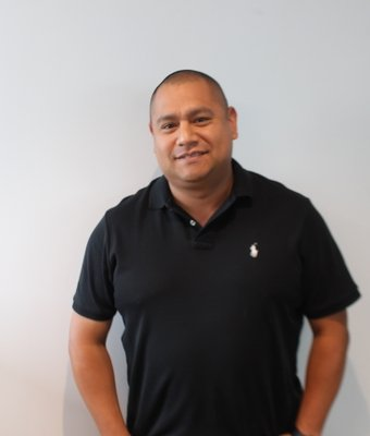 Finance Manager Jose Piscoya in Staff at Shottenkirk Ford Jasper