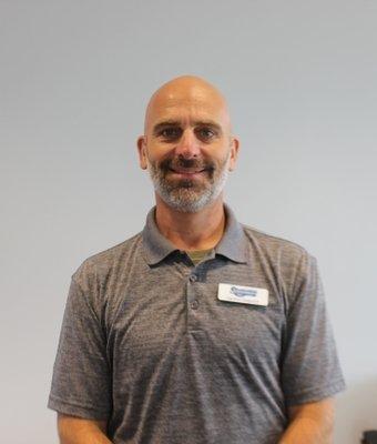 Sales Damon Dogotch in Staff at Shottenkirk Ford Jasper