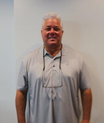 Sales Manager Eddie Hefferon in Staff at Shottenkirk Ford Jasper