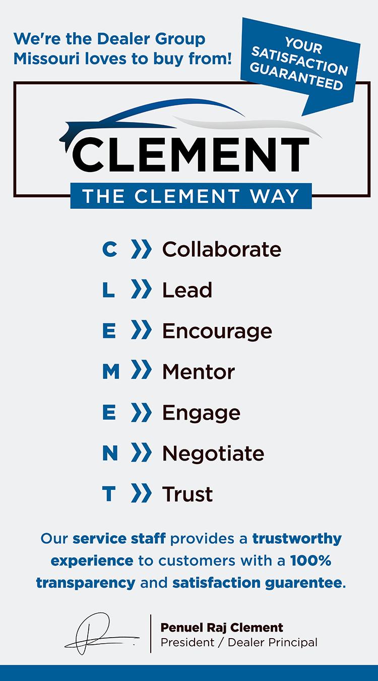 clement way