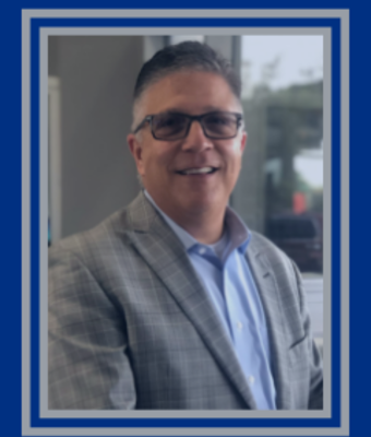 Platform Manager Mike Zuppardi in Administration at Clement Ford