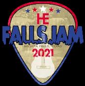 falls jam logo