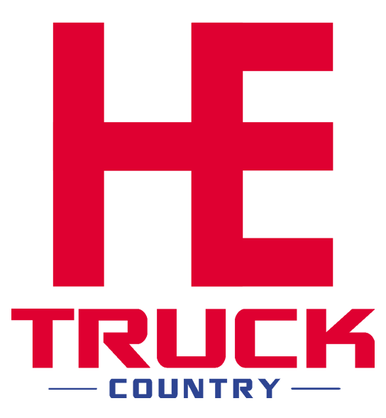 he truck logo